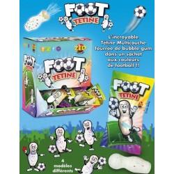 Sucette Foot Tétine