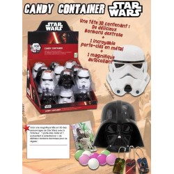 Candy Container Star Wars