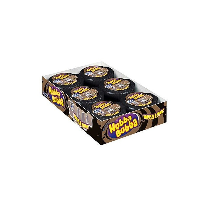 12 Rouleaux Hubba Bubba Cola