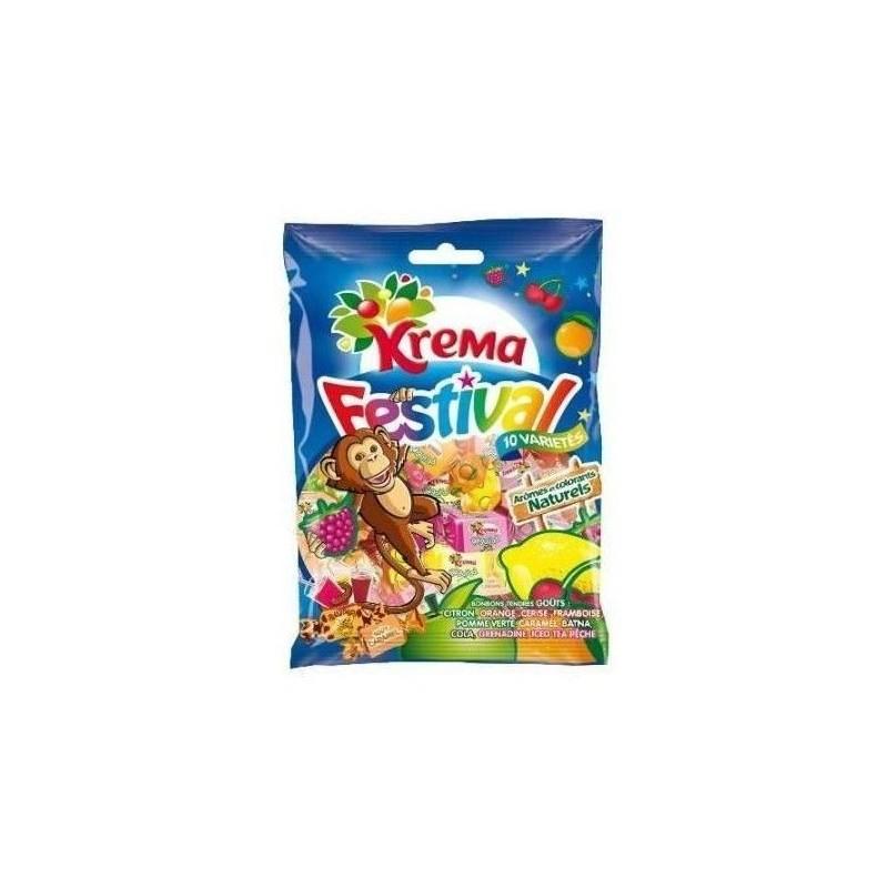 Sachet Bonbons Krema Festival