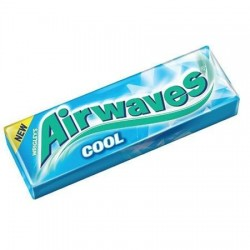 Airwaves Chewing Gum Cool Ice Mint