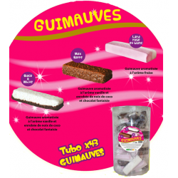 Guimauves Assorties