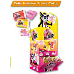 Présentoir Malabar Tutti Frutti & Fraise