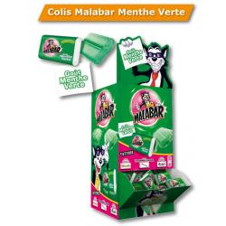 Présentoir Malabar Menthe Verte