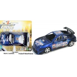 Voiture de Sport à Friction 16 cm