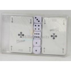 Coffret Jeux de Cartes et Dès