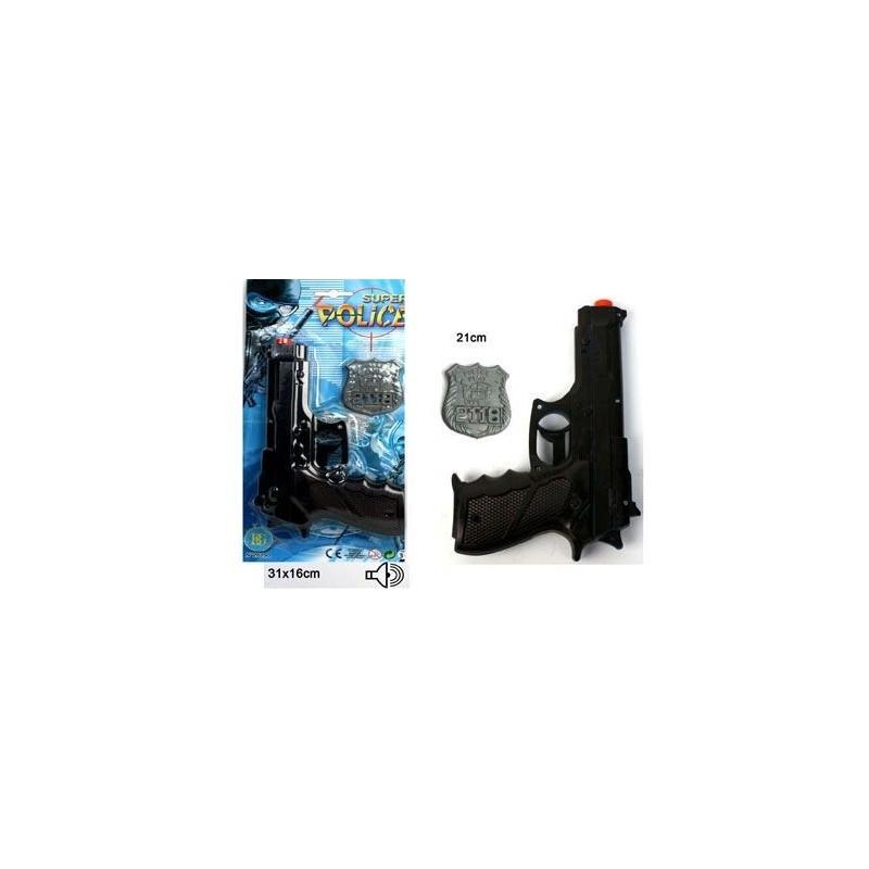 Pistolet de Police Sonore