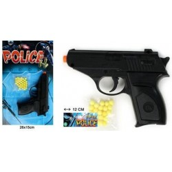 Pistolet à Billes Police
