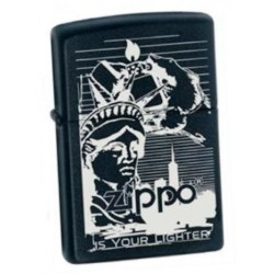 Coffret Cadeau Briquet Zippo Liberty