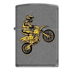 Briquet Zippo Motor Cycle