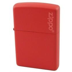 Briquet Zippo Red Matte