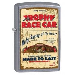 Coffret Cadeau Briquet Zippo Trophy Race Car