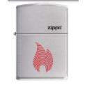 Colis Briquet Zippo avec Présentoir en Bois