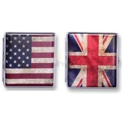 Etui à Cigarettes UK/ USA