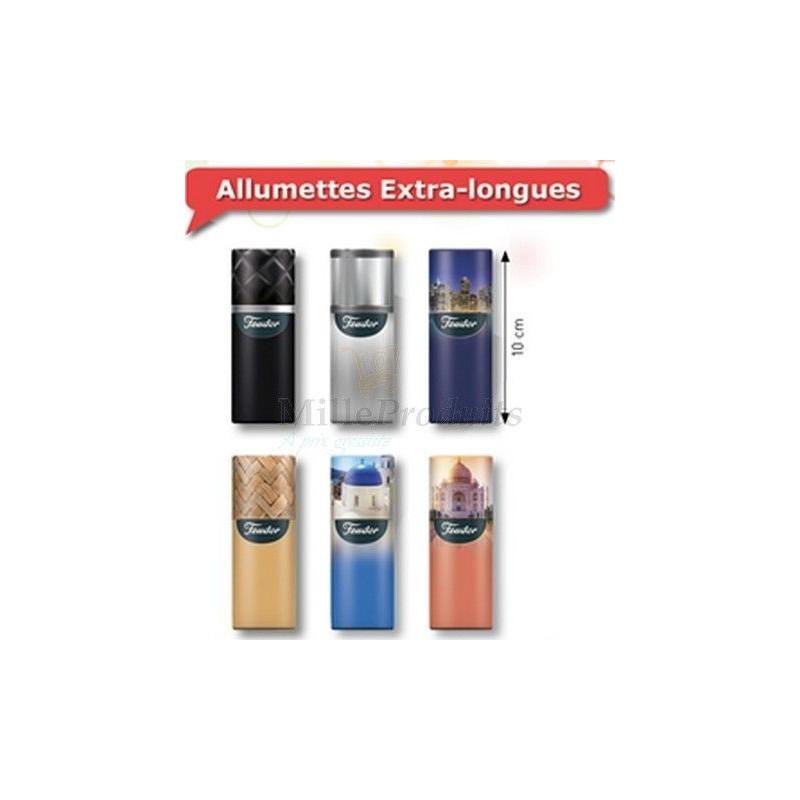 Allumettes Extra Longues Feudor