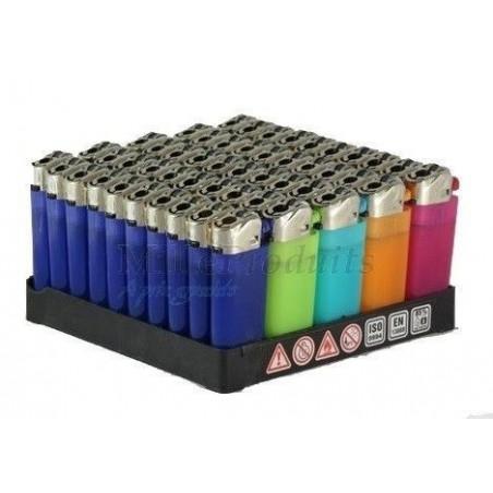 50 Mini Briquets Transparent