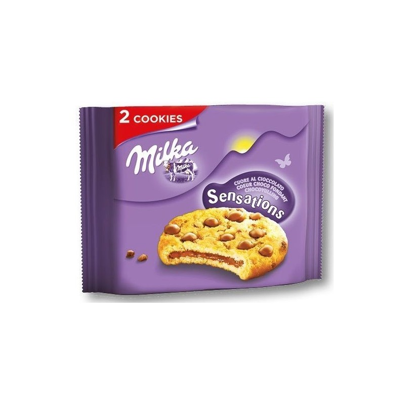 Cookies Milka Sensation