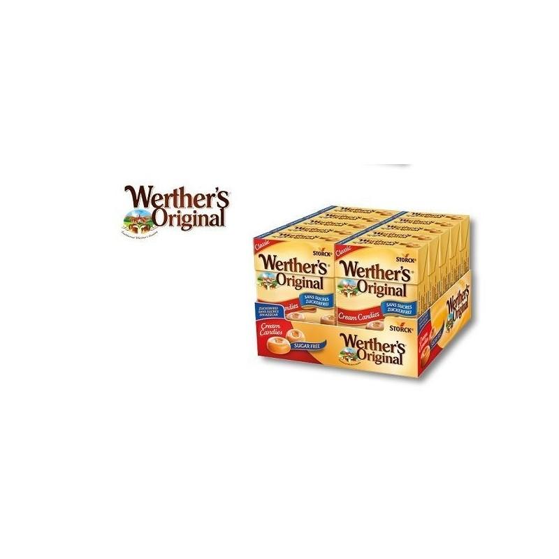 Werther's Original Sans Sucres