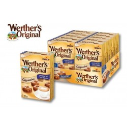 Werther's Original Cappuccino Sans Sucres