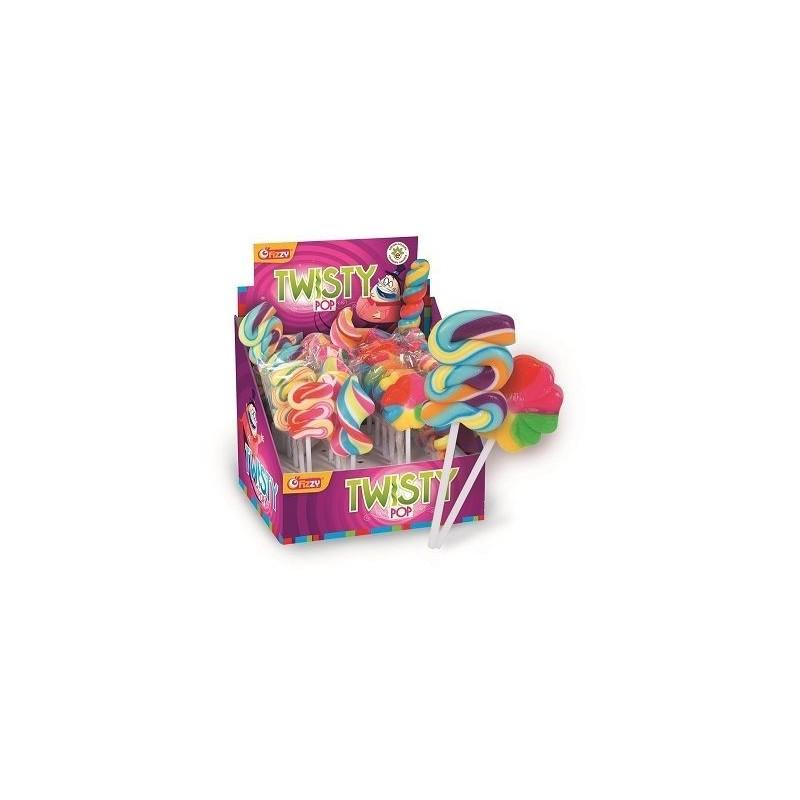 Sucettes Twisty Pop