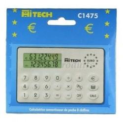 Calculatrice Convertisseur Euro de Poche