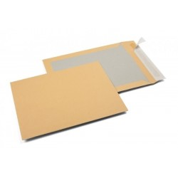 Enveloppe Dos Cartonnée 26 x 32 cm.