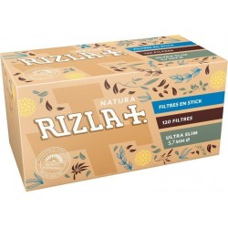 Filtres Rizla Natura Ultra Slim 5.7 mm