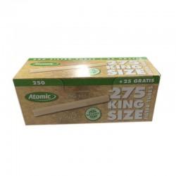 275 Tubes à Cigarette Eco Bio x 4