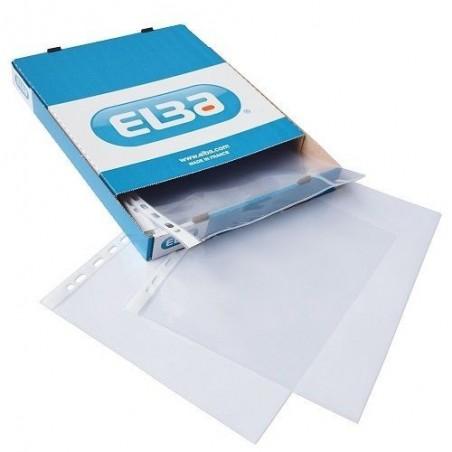 Pochettes Perforées Transparentes