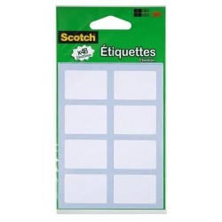 Etiquettes Scotch 24 x 35 mm