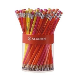 Crayons Gommes Stabilo