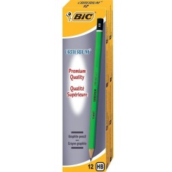 Crayons Bic Criterium