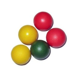 Cochonnets bois couleur