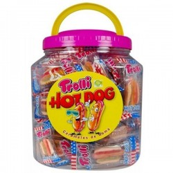 Bonbons Trolli Hot Dog