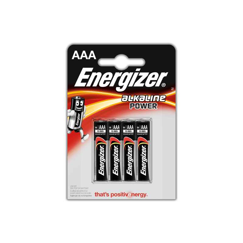 Pile LR03 AAA Energizer