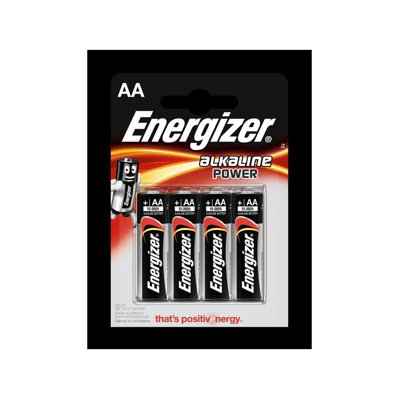 Pile LR06 AA Energizer