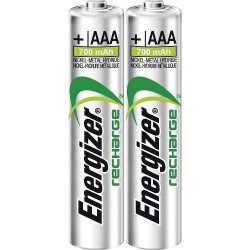Pile LR03 AAA Rechargeable Energizer