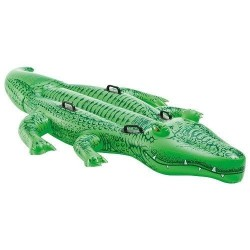 Crocodile Chevauchable 203 cm Intex