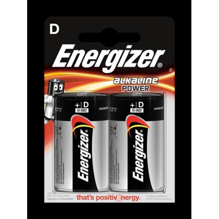 Pile LR20 Energizer