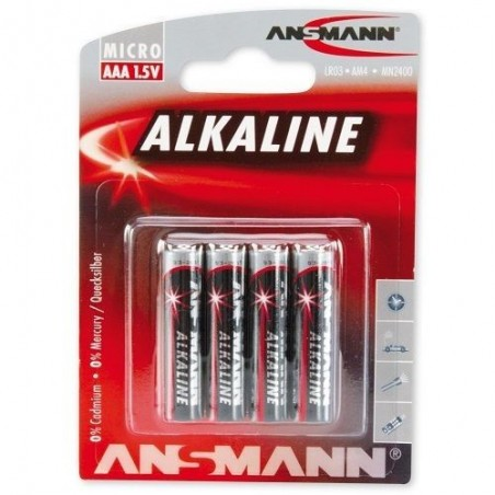 Pile LR03 AAA Ansmann