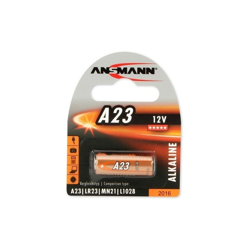 Pile A23 Ansmann