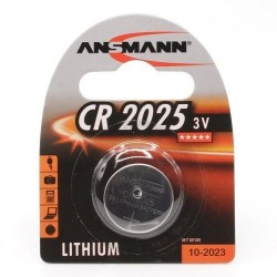 Pile CR 2025 Ansmann