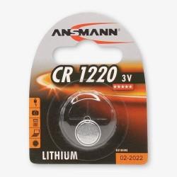 Pile CR 1220 Ansmann