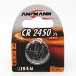 Pile CR 2450 Ansmann