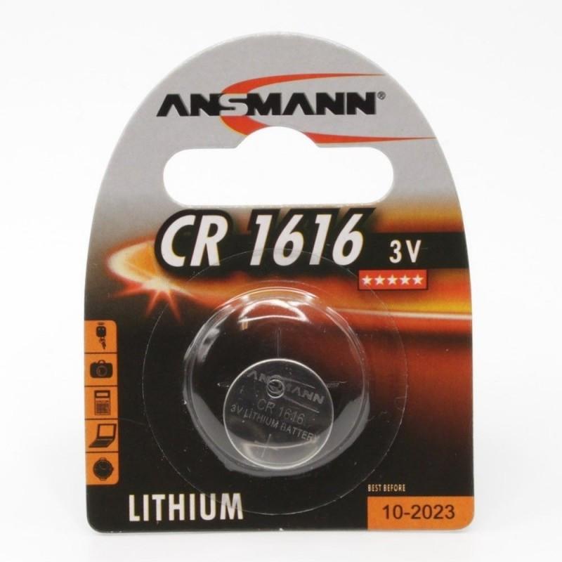 Pile CR 1616 Ansmann