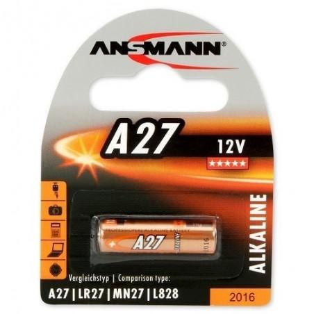 Pile A27 Ansmann