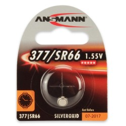 Pile Montre 377 Ansmann