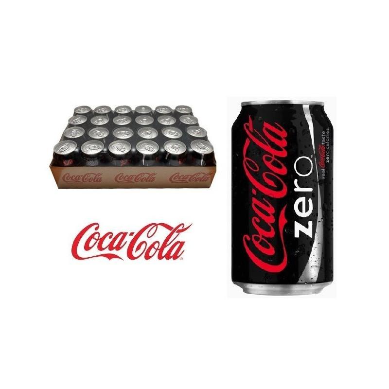Coca Cola Zéro 33 cl