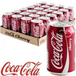 Coca Cola Cherry 33 cl
