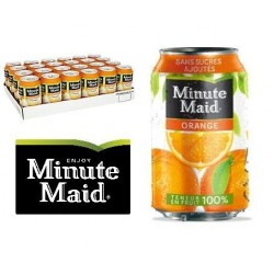 Minute Maid Orange 33 cl